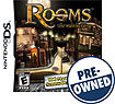 Rooms: The Main Building - PRE-OWNED - Nintendo Wi