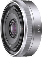 - 16mm f/28-22 Wide-Angle Lens for Sony Alpha NEX 