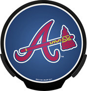 - Atlanta Braves Power Decal