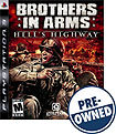 Brothers in Arms: Hell's Highway - PRE-OWNED - Pla