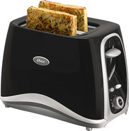 - Inspire 2-Slice Wide-Slot Toaster - Black