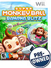 Super Monkey Ball: Banana Blitz - PRE-OWNED - Nint