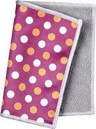 - Cleaning Cloth - Orange/White/Purple