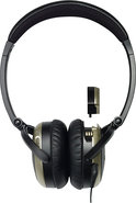 - Noise-Canceling Over-the-Ear Headphones - Black/