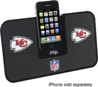 - Kansas City Chiefs iDock Speakers