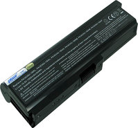 - Hi-Capacity 9-Cell Lithium-Ion Battery for Selec