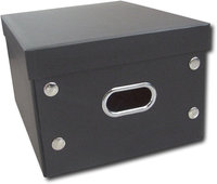 - DVD Storage Box - Black