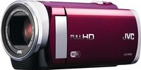 - Everio GZEX210 Wi-Fi HD Flash Memory Camcorder -
