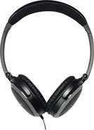 - Over-the-Ear Headphones - Black