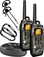 - 50-Mile, 22-Channel FRS/GMRS 2-Way Radio (Pair) 