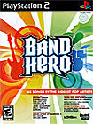 Band Hero Software - PlayStation 2