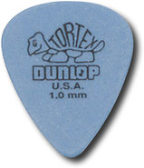 - Tortex Picks (12-Pack) - Blue