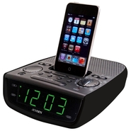 - AM/FM Alarm Clock Radio for Apple iPod