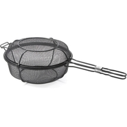 - Non-Stick Dual Skillet and Shaker Basket