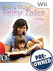 Story Hour: Fairy Tales - PRE-OWNED - Nintendo Wii