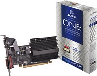 - One Radeon HD 1GB DDR3 PCI Express Graphics Card