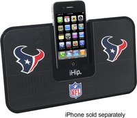 - Houston Texans iDock Speakers