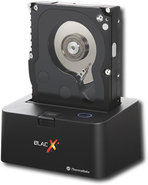 - SATA Hard Drive Docking Station with eSATA and U