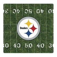 - Pittsburgh Steelers Mouse Pad - Black