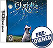 Charlotte's Web - PRE-OWNED - Nintendo DS