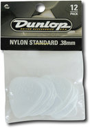 - Nylon Standard Guitar Pick (12-Pack) - White
