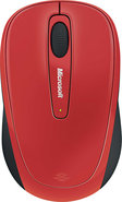 - Wireless Mobile Mouse - Flame Red