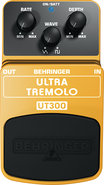 - Ultra Tremolo Classic Pedal for Electric Guitar
