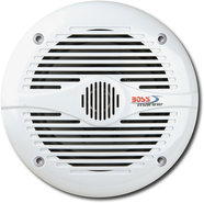 Boss Marine - 6-1/2   2-Way Coaxial Marine Speaker