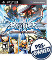BlazBlue: Continuum Shift - PRE-OWNED - PlayStatio