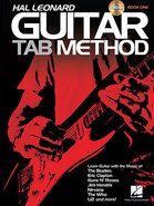 - Guitar Tab Method Instructional Book and CD
