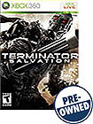 Terminator: Salvation - PRE-OWNED - Xbox 360