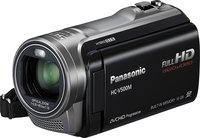 - HC-500M 16GB HD Flash Memory Camcorder - Black