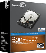 - Barracuda 500GB Internal Hard Drive for Desktops
