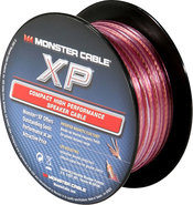 - XP 30' Speaker Cable - Clear