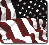- Mouse Pad (Old Fashioned American Flag)