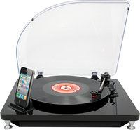 - iLP Turntable Converter - Black