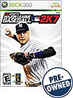Major League Baseball 2K7 - PRE-OWNED - Xbox 360