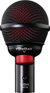 - Vocal Microphone - Red