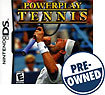 Powerplay Tennis - PRE-OWNED - Nintendo DS