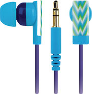 - Amalfi Riviera Earphone - Blue/Green