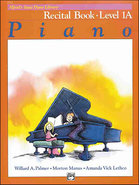 - Basic Piano Course Recital Book 1A Instructional