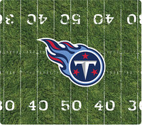 - Tennessee Titans Mouse Pad - Black