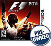 F1 2011 - PRE-OWNED - Nintendo 3DS