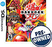Bakugan: Battle Brawlers - PRE-OWNED - Nintendo DS