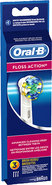 - FlossAction Electric Toothbrush Refills (3-Pack)