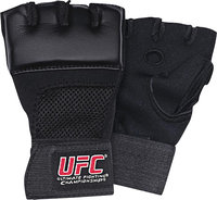 - UFC MMA Gel Training Gloves (Small/Medium) - Bla