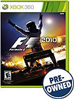 F1 2010 - PRE-OWNED - Xbox 360