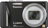 - Lumix ZS8 141-Megapixel Digital Camera - Black