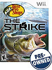 Bass Pro Shops: The Strike - PRE-OWNED - Nintendo