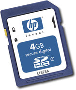 - 4 GB Secure Digital High Capacity (SDHC) - 1 Car